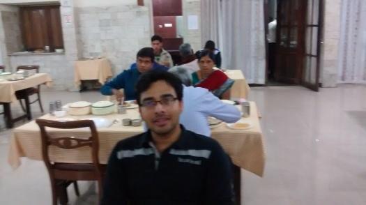 Goutam Rahul Roy , IES